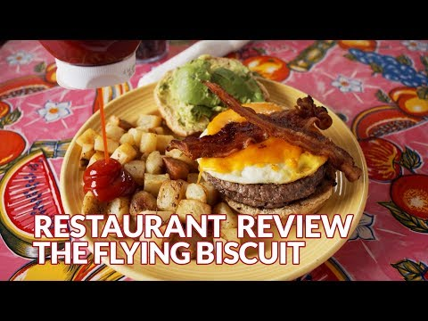 Restaurant Review - The Flying Biscuit Cafe | Atlanta Eats