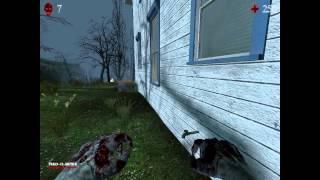 Zombie Panic Source: Ninja Zombie 2 - Rural Panic