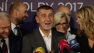 Election victory for Andrej Babis - the 'Czech Donald Trump'