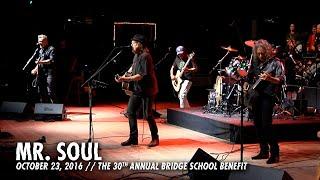 Metallica: Mr. Soul (Bridge School Benefit, Mountain View, CA - October 23, 2016)