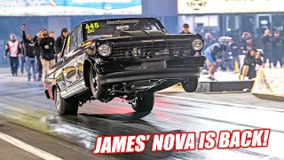 TX2K21 Day 1 - James' Nova Makes Its First Pass In SEVEN Years... It Did NOT Disappoint!!!