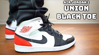 jordan 1 se union black toe