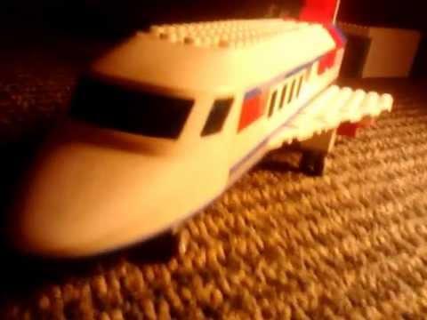 lego concorde goes supersonic