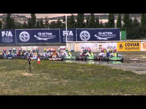 MAGAZINE CIK FIA EUROPEAN CHAMPIONSHIP EVENT2 ZUERA ITA