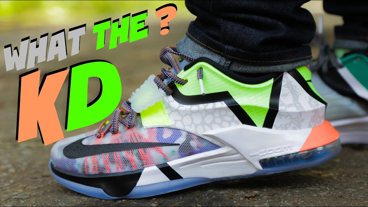 505165b89be ... hot kd vii 7 what the wtkd 7 w on foot youtube 3cd6d 66ff0