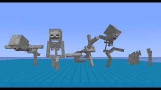 Monster School: Acrobatics (Minecraft Animation)