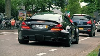 BEST of Supercar SOUNDS 2010 - LOUD SOUNDS!