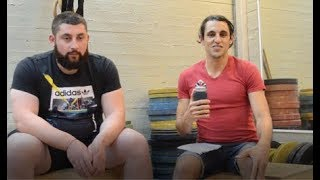 1 on 1 with Lasha Talaxadze - the man who holds every record in the Weightlifitng World
