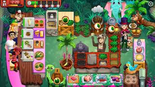JUNGLE JOINT Season3 Episode6(S3E6) - Cooking Dash - 5STAR clear