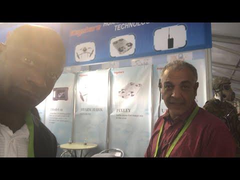 Robert Safari Of Keyshare USA Scanning CES 2018 #CES2018