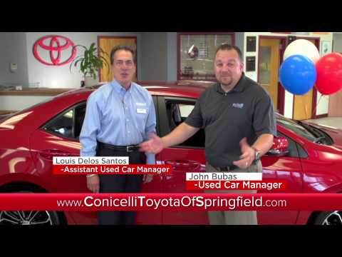 Summer Sales Event At Conicelli Toyota Of Springfield
