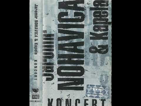 Jaromír Nohavica& Kapela – Koncert (kazeta, 1998)