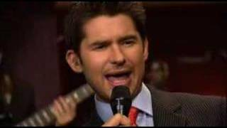 Matt Dusk - Back In Town - LIVE