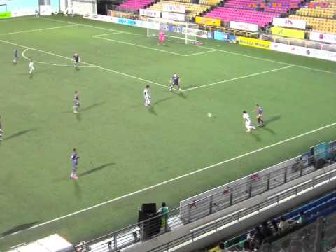 ALB-S 2013 S.League 12th Leg v...