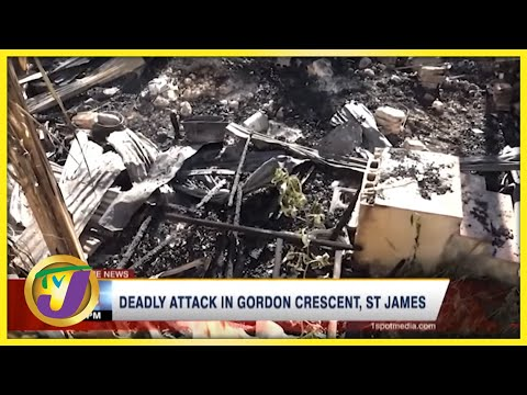 Deadly Attack in Gordon Crescent, St. James  | Vaz Visa Issue | Covid Vaccines Expires