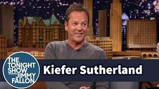 Kiefer Sutherland Reveals the Origin of Jack Bauers Damn It Catchphrase