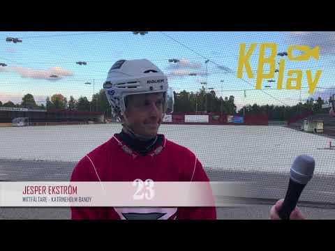 Ekström ställs mot gamla laget -