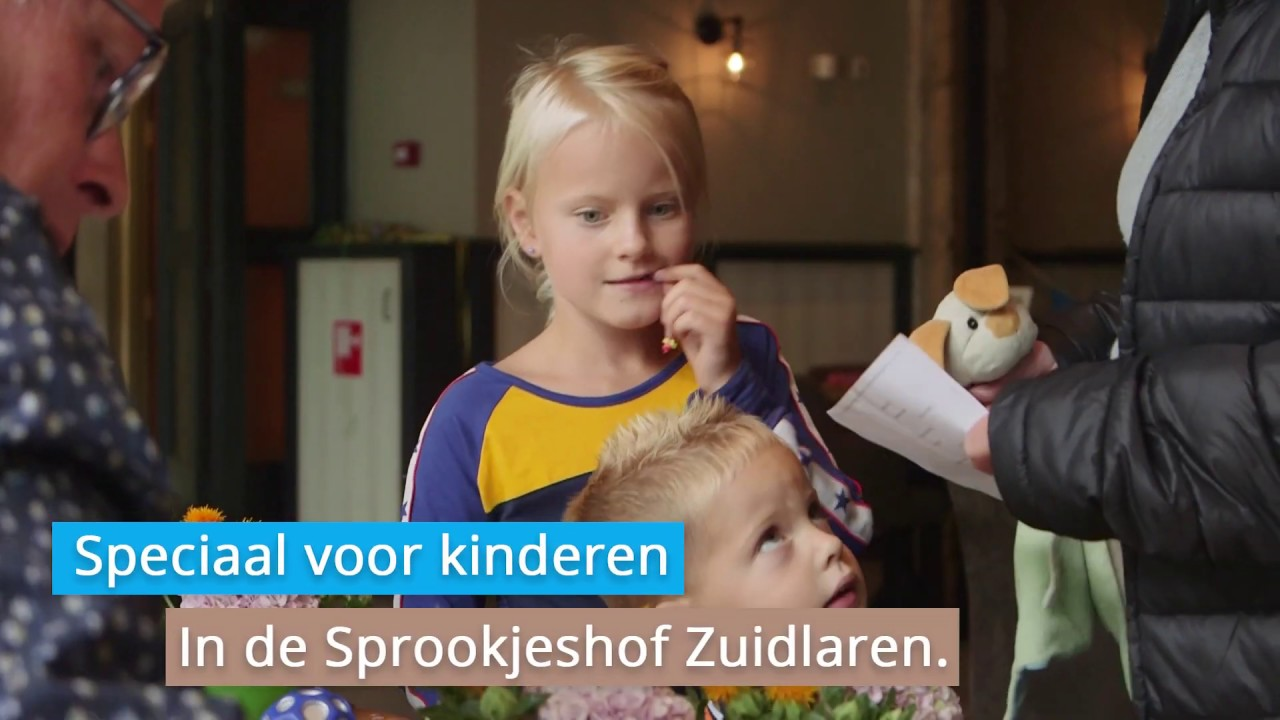 Woonborg 100 jaar: kinderfeest in Sprookjeshof