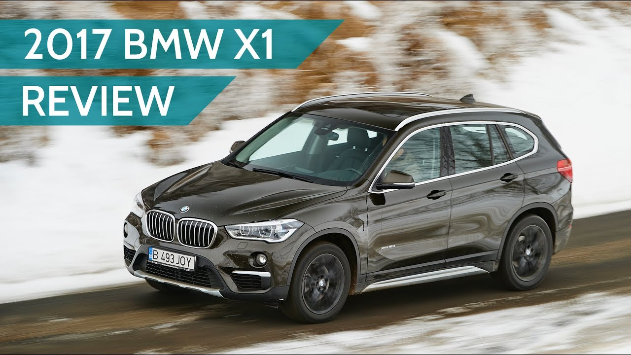 2017 BMW X1 XDrive18d Review YouTube