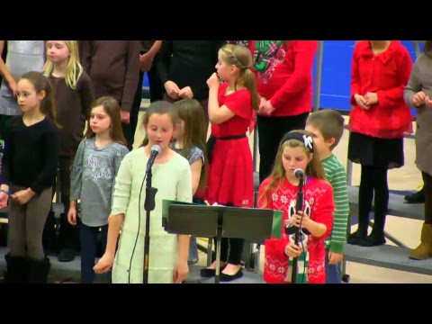 Matthew Thornton Holiday Concert 2017