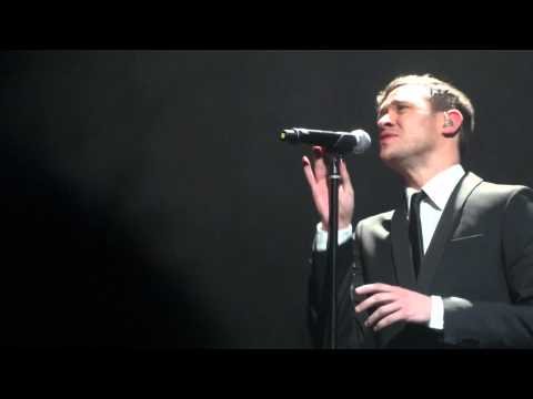 Will Young Running Up That Hill London Palladium 12 Dec 11