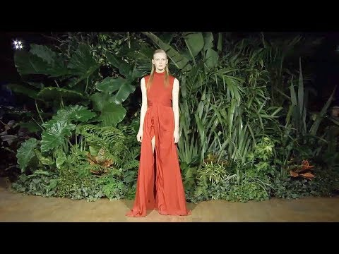 Vionnet | Fall Winter 2018/2019 Full Fashion Show....Fashionweekly...On Fow24news.com