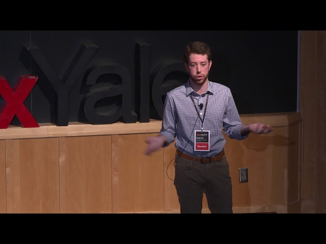 From Community College to Yale | Gabriel Conte Cortez Martins | TEDxYale