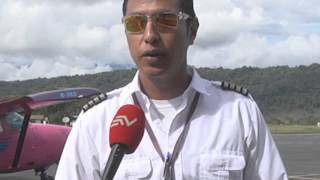 REINICIO VUELOS AEROKASHURKO