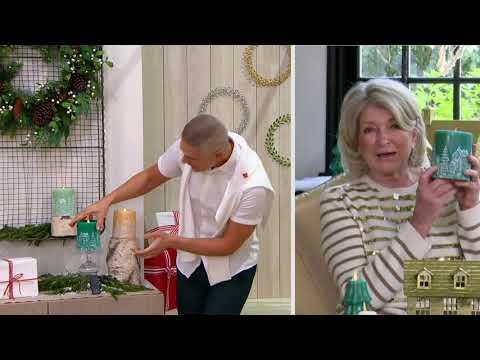 Martha Stewart Embossed