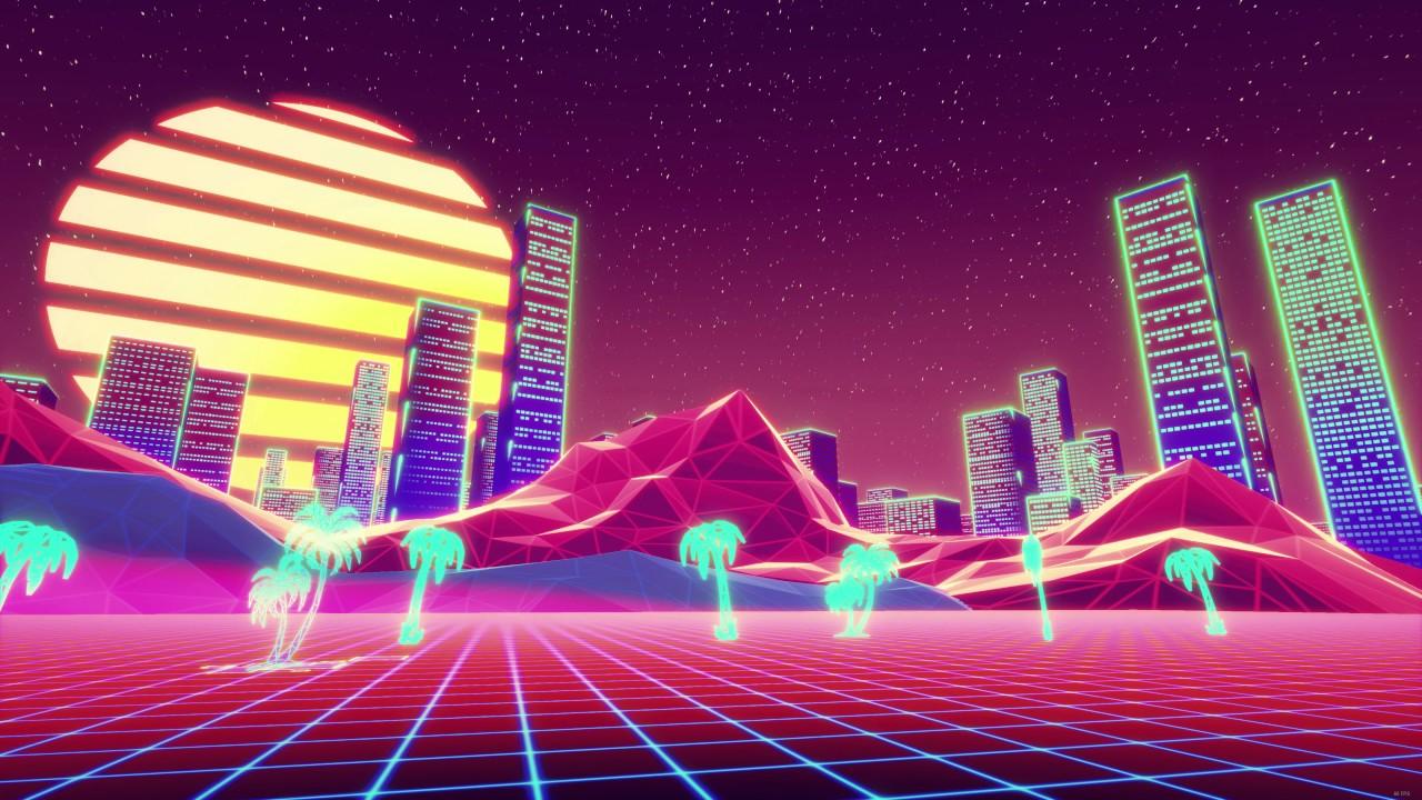 VGW: 4K Retro City