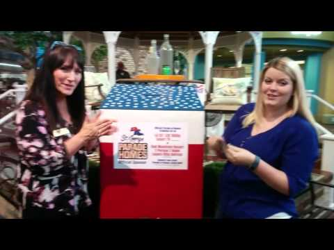 2016 Parade of Homes Drawing at Boulevard Home Furnishings