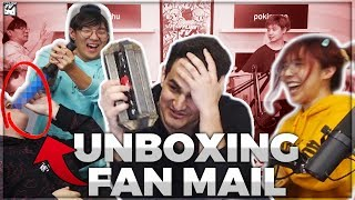THIS GIFT IS IMPOSSIBLE TO OPEN?! OFFLINETV FAN UNBOXING ft. LILYPICHU, FEDMYSTER, SCARRA & MORE