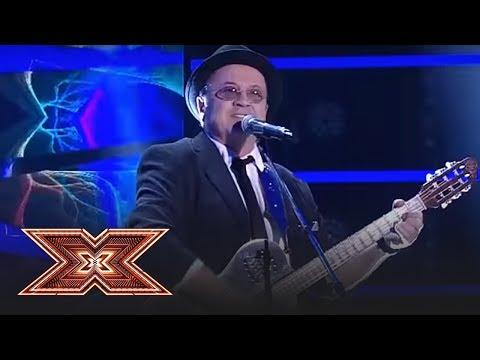 """Finala X Factor 2018. Mircea Baniciu cântă melodia """"Andrii Popa"""""""