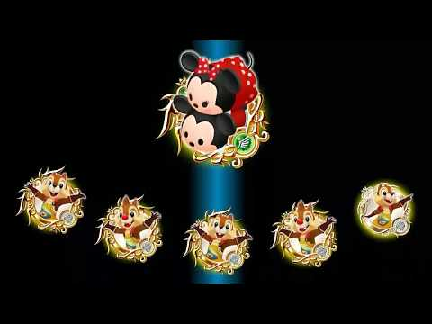 KINGDOM HEARTS Union χ[Cross] - Event: Missed HSC, Man in Black + Tsum Tsum Medals Guilts and Traits