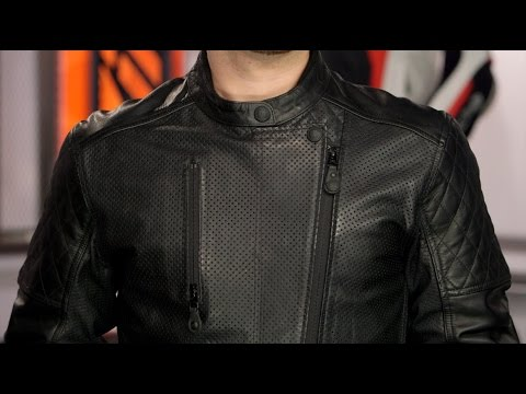 fd898d546 Roland Sands Clash Perforated Leather Jacket Review at RevZilla.com