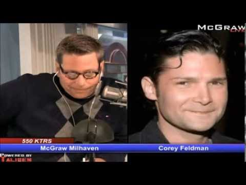 Corey Feldman Describes Sex and Drug Abuse in Hollywood