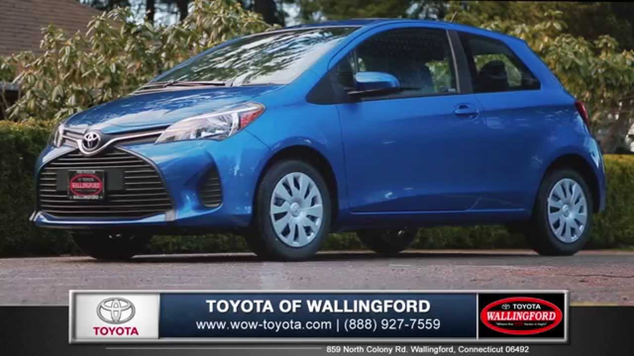 Beautiful 2015 Toyota Yaris Review | Toyota Of Wallingford   Toyota Dealer Near  Middletown, Ct
