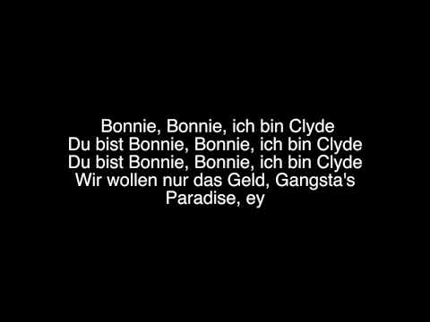 Loredana feat. Mozzik -BONNIE & CLYDE I Lyrics