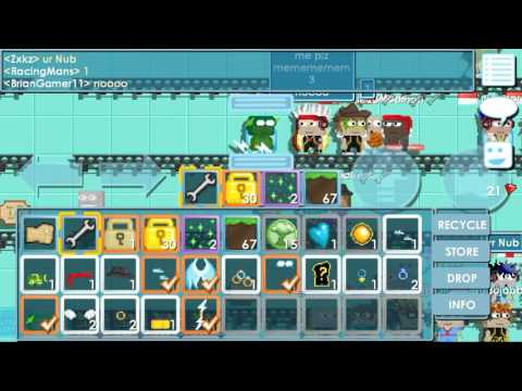 Growtopia - WL TO DEVS #4 (Trading)