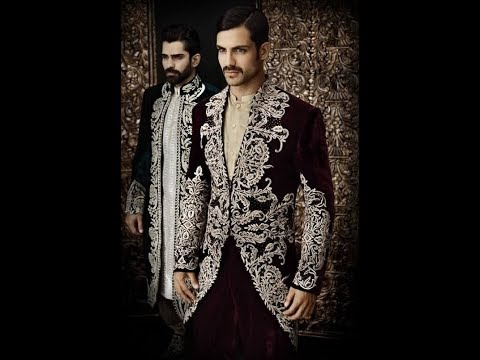 Latest Stylish Sherwani Designs For Wedding | Beauty of Fashion