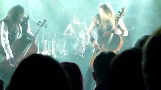 Apocalyptica - Chaos A.D. (Sepultura cover - clip)