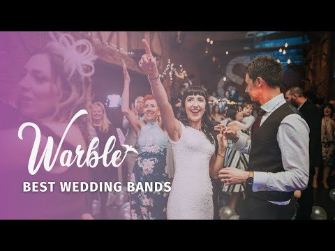 Wedding Bands available to Hire at Warble Entertainment Agency