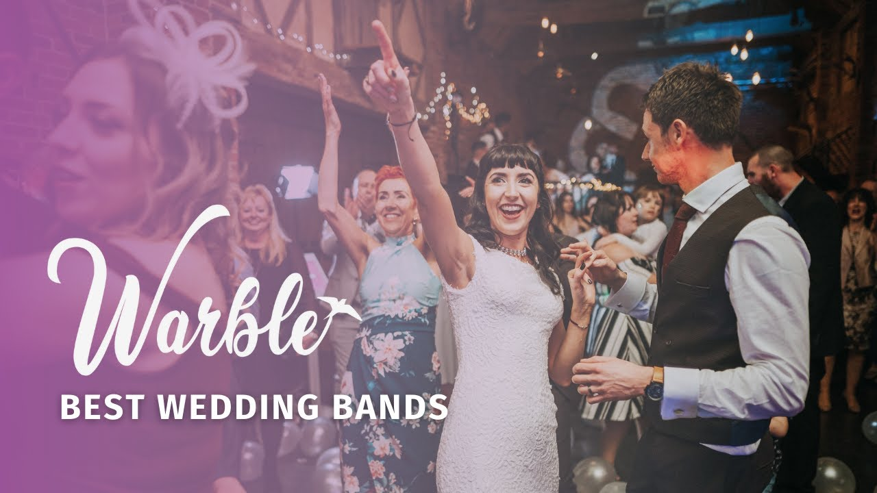 Wedding Bands for Hire in the UK – Book the Best Bands