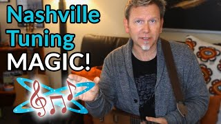 NASHVILLE TUNING MAGIC - High-Strung Guitar Secrets - Guitar Discoveries #31