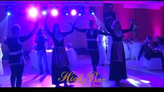HIGH BAR DANCE GROUP Lebanese - Armenian Mix Intro.mpg