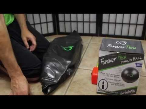 How to Properly Inflate Your Exercise Ball