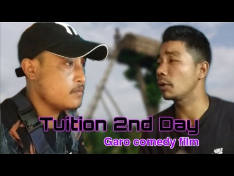 Garo comedy film Tuition 2nd Day (3 October 2020)