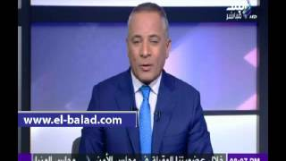 بالفيديو.. أحمد موسى يهنئ الأمة الإسلامية والعربية بذكرى المولد النبوي
