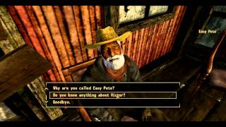 Fallout: New Vegas Part 1: Stealing from an Old Man - Playthrough /w Live Commentary