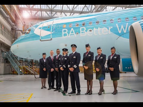 BA Better World - our most important journey yet